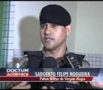 Jovem é preso com buchas de maconha em Vargem Alegre