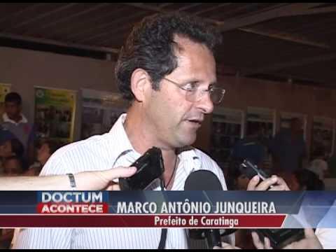 Prefeito de Caratinga inicia visita à bairros para ouvir sugestões da população