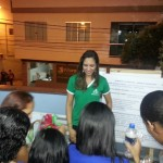 Gislaine - Aluna 6º período de Serviço Social
