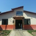 ESF (Estratégia Saúde da Família) do Bairro Santa Zita, situada à Rua Nossa Senhora de Lourdes, nº 10
