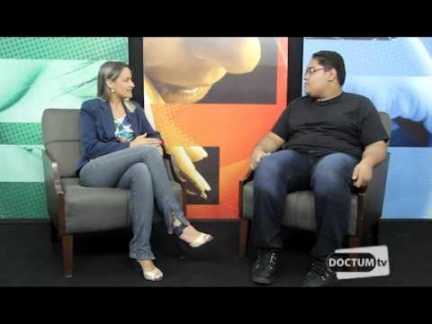 """Confira ao programa completo """"Doctum Entrevista"""" desta semana, com o ator Wallace Maciel"""