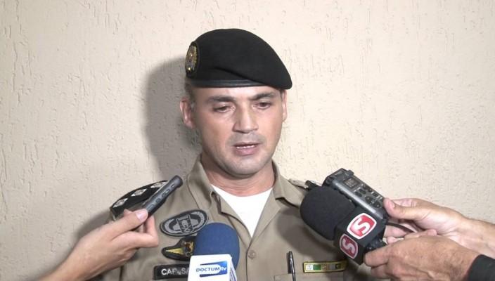 POLÍCIA MILITAR PRENDE SUSPEITOS DE COMANDAR O TRÁFICO DE DROGAS EM INHAPIM E ENCONTRA MATERIAL EXPLOSIVO