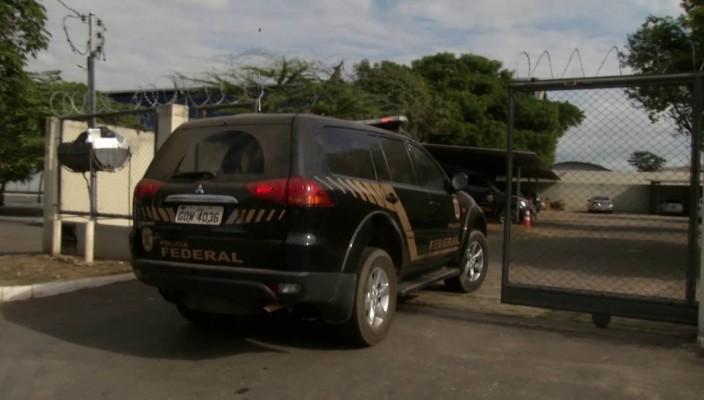 POLÍCIA FEDERAL CUMPRE PRISÕES NA QUINTA FASE DA OPERAÇÃO MAR DE LAMA