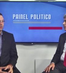"""Assista ao programa completo """"Painel Político"""" com o vice-presidente da Rede de Ensino Doctum, Pedro Leitão"""