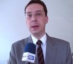 JUIZ DIRETOR DA COMARCA DE CARATINGA FAZ VISITA A DOCTUM TV E FALA QUE NOVO FÓRUM DEVE SER INAUGURADO EM DEZEMBRO