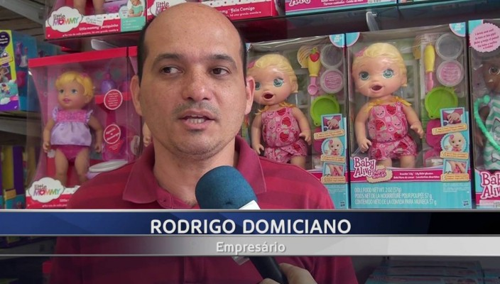 FABRICANTES DE BRINQUEDOS PROJETAM VENDAS 15% MAIORES NESTE DIA DAS CRIANÇAS