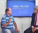 """Confira ao programa completo; """"Painel Político"""" com o vereador mais votado de Caratinga Cleon Coelho e o prefeito eleito Welington"""
