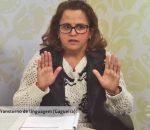 """No programa; """"Saúde pra Você"""" de hoje; Marinalva Soares conversou com a fonoaudióloga Dra. Maria Aparecida Gomes, sobre um dos transtornos da linguagem, a gagueira."""