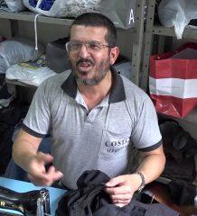 Conheça a história do alfaiate Vicente de Paula Costa