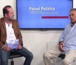 Salatiel Ferreira conversa com o engenheiro Edmar Sobreira