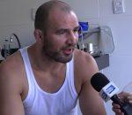 Thiago Prudência conversa com o lutador de MMA, Glover Teixeira