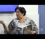 Salatiel Ferreira Lúcio conversa com Marilene Godinho