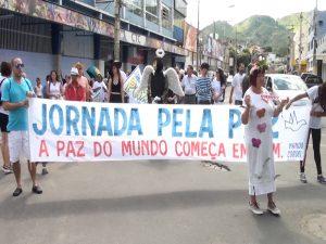CENTRO ESPÍRITA BEZERRA DE MENEZES REALIZA A 12º EDIÇÃO DA CAMINHADA -JORNADA PELA PAZ- EM CARATINGA.mp4.00_00_05_03.Quadro001