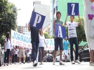 CENTRO ESPÍRITA BEZERRA DE MENEZES REALIZA A 12º EDIÇÃO DA CAMINHADA -JORNADA PELA PAZ- EM CARATINGA.mp4.00_02_00_05.Quadro004