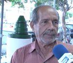 """Conheça a história do ambulante """"Antônio do côco"""""""