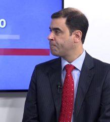 Frederico Dutra conversa com Salatiel no Painel Político