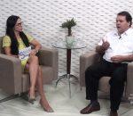 Marinalva conversa com Dr. Ricardo Arantes