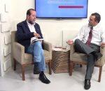 Salatiel entrevista Flávio Matheus