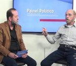 Salatiel recebe no Painel Político , Dr. Alfredo Loures