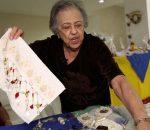 """Conheça o artesanato e as professoras da """"Feliz idade"""" do Lions Itaúna de Caratinga"""