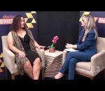 Waneska Lisboa conversa com Andreisa Carvalho da Silva