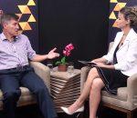 Waneska Lisboa recebe o professor Toninho Cota no Doctum Entrevista