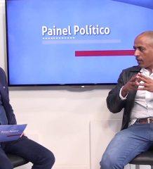 Pré-candidato Reginaldo Eustáquio é entrevistado por Salatiel no Painel Político