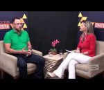 Waneska Lisboa entrevista o pré-candidato à Deputado Federal Pedro Leitão
