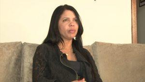 Adriana Paula Batista acredita que a cachorra foi assassinada