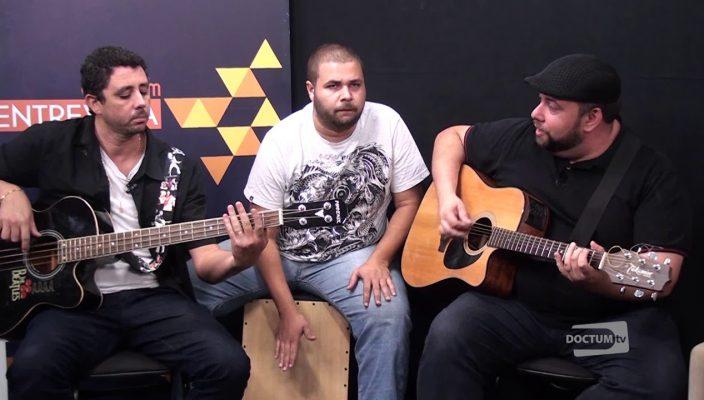 Músicas do Natan Vieira Trio, falam sobre o show em homenagem à Cazuza